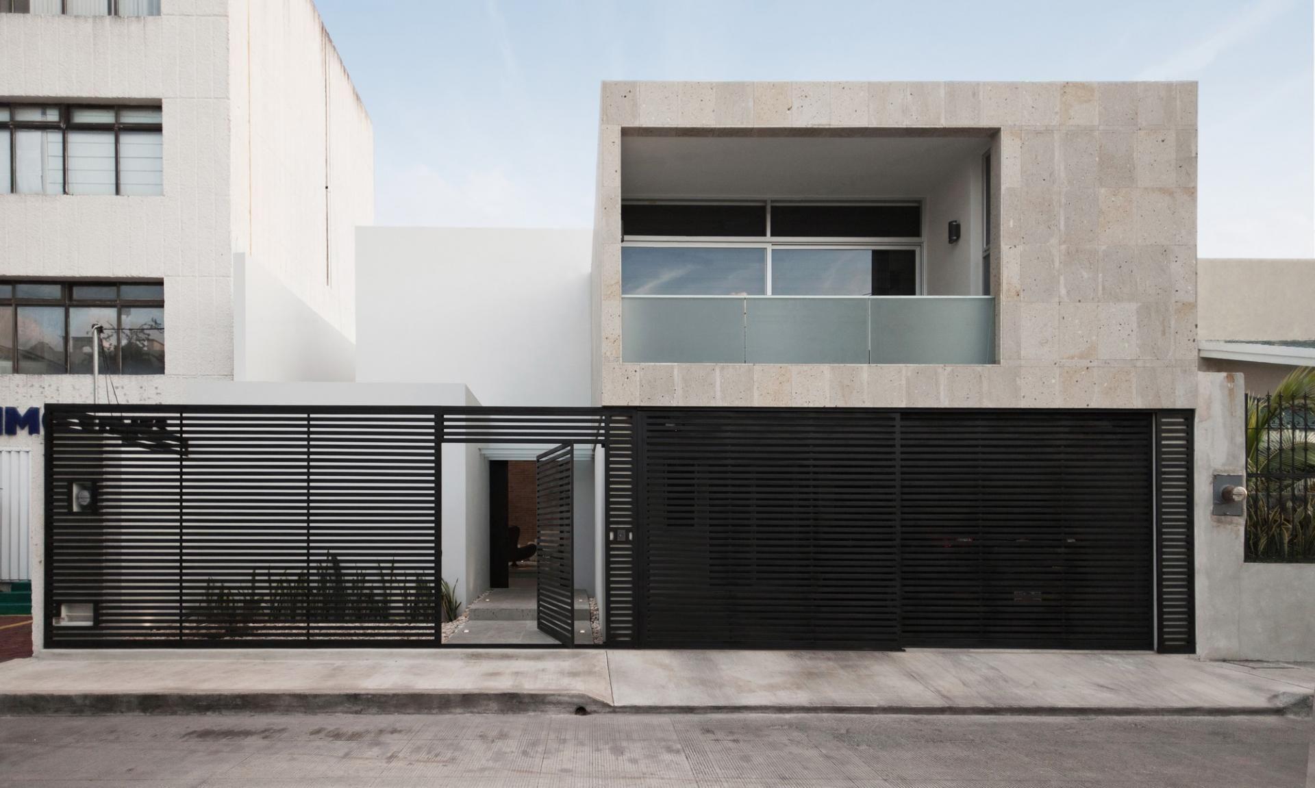 Cereza house warm architects elegant stylesmodern housescontemporary designhouse gate also project image rh pinterest