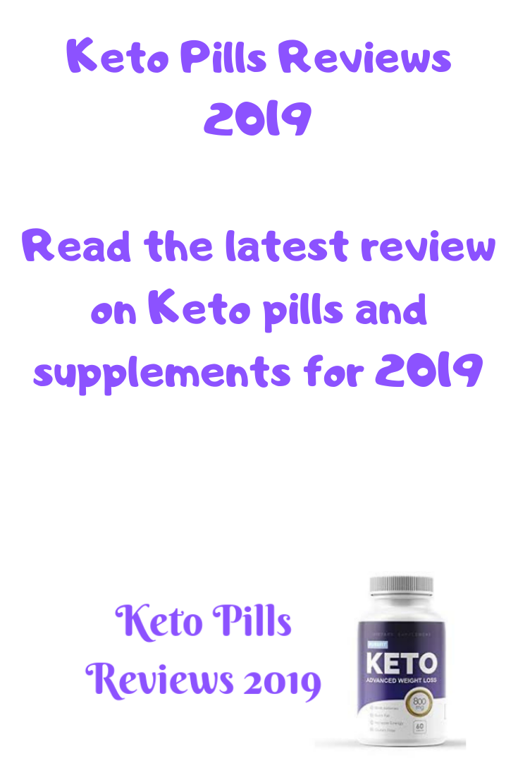 Check out the latest honest reviews for Keto pills and