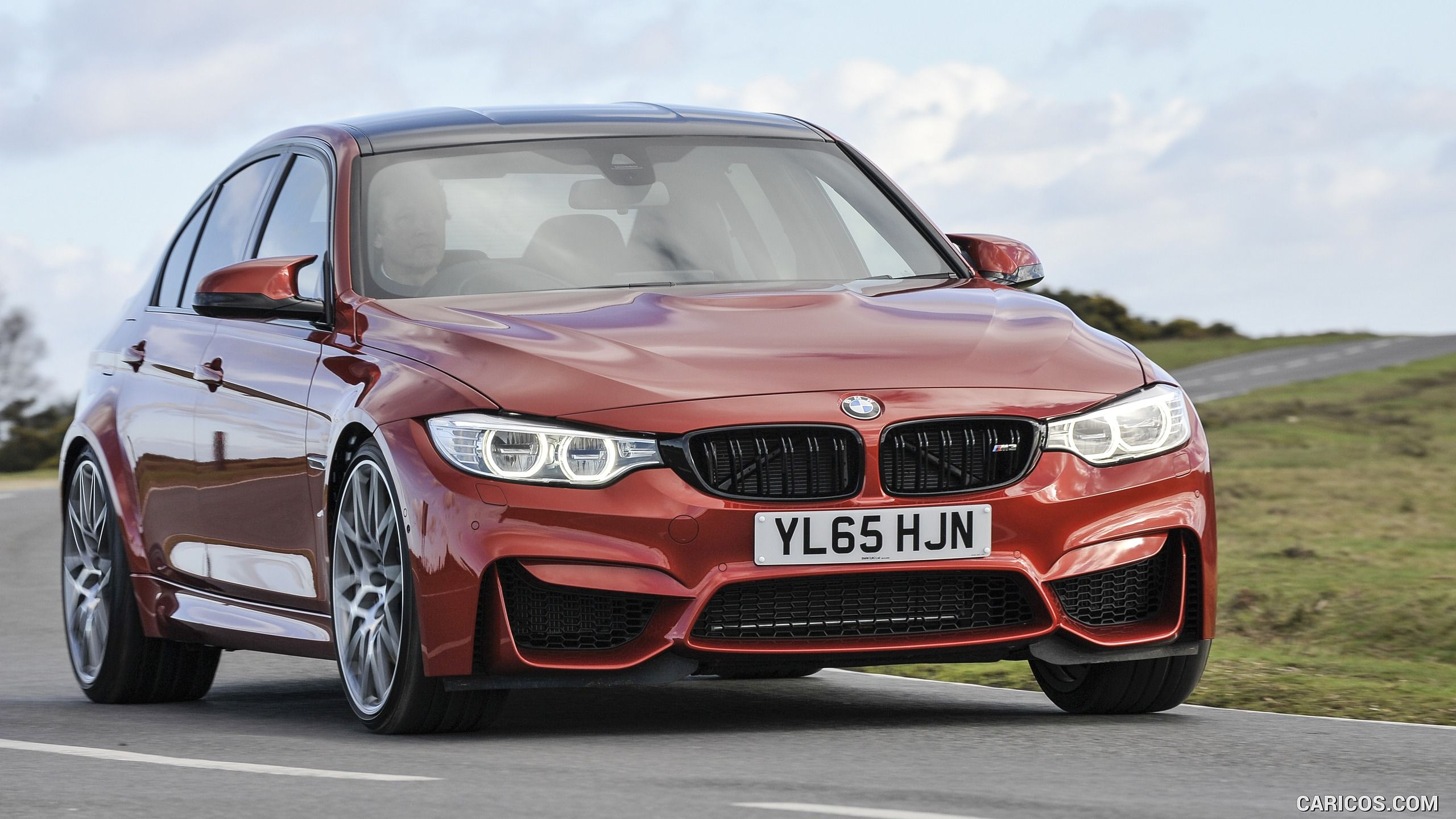 2016 bmw m3 competition package wallpaper