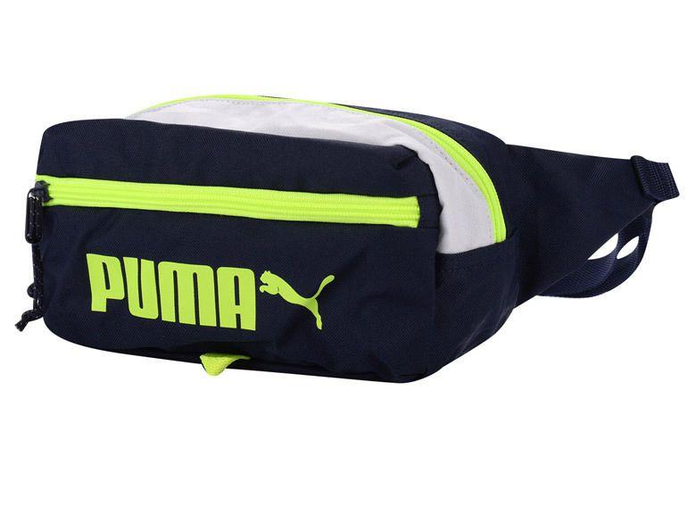 18130184a23e Puma SOLE Waist Fanny Money Bag Yellow Sports Messenger Pouch Bum Pack  074525-02  PUMA  FannyWaistPack