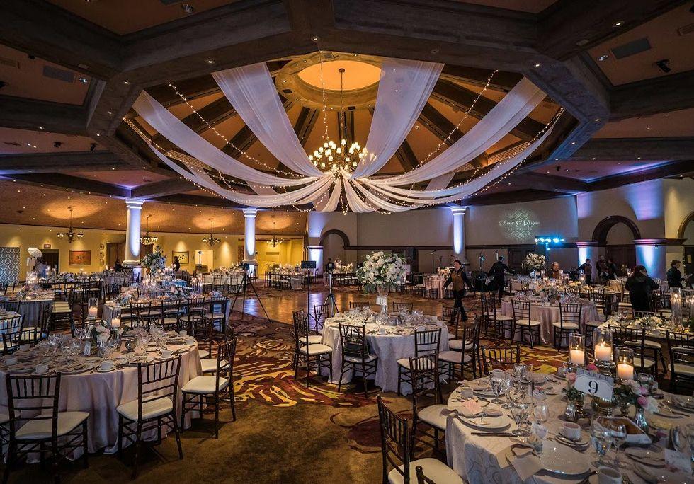 Jw Marriott Las Vegas Wedding Venue Wedding Venue Pinterest