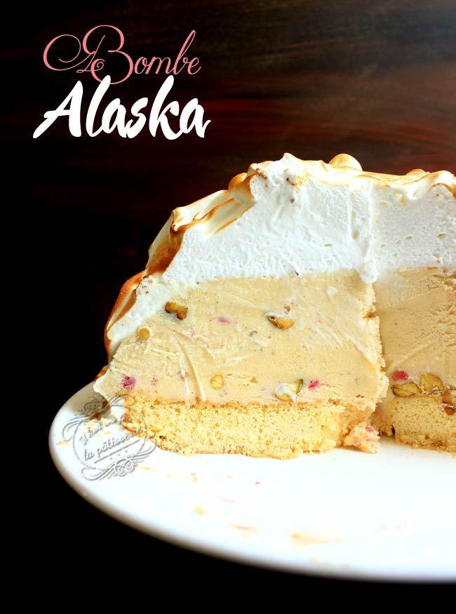 dessert bombe alaska alaska bomb patisserie sorbet and cooking chef. Black Bedroom Furniture Sets. Home Design Ideas
