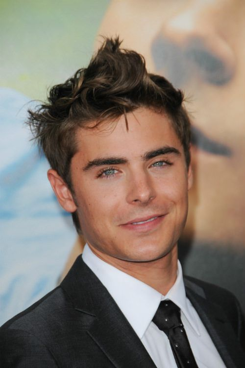 menz hair styles and undone hairstyle for zac efron hair 7464 | 2afdbac28cdce457615909925bf91fb9