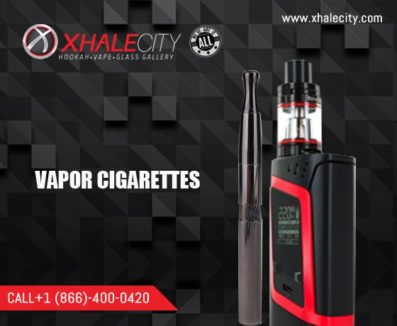 Xhale Square XL E-Cigarette 18mg Nicotine 6-CT Box - Minty