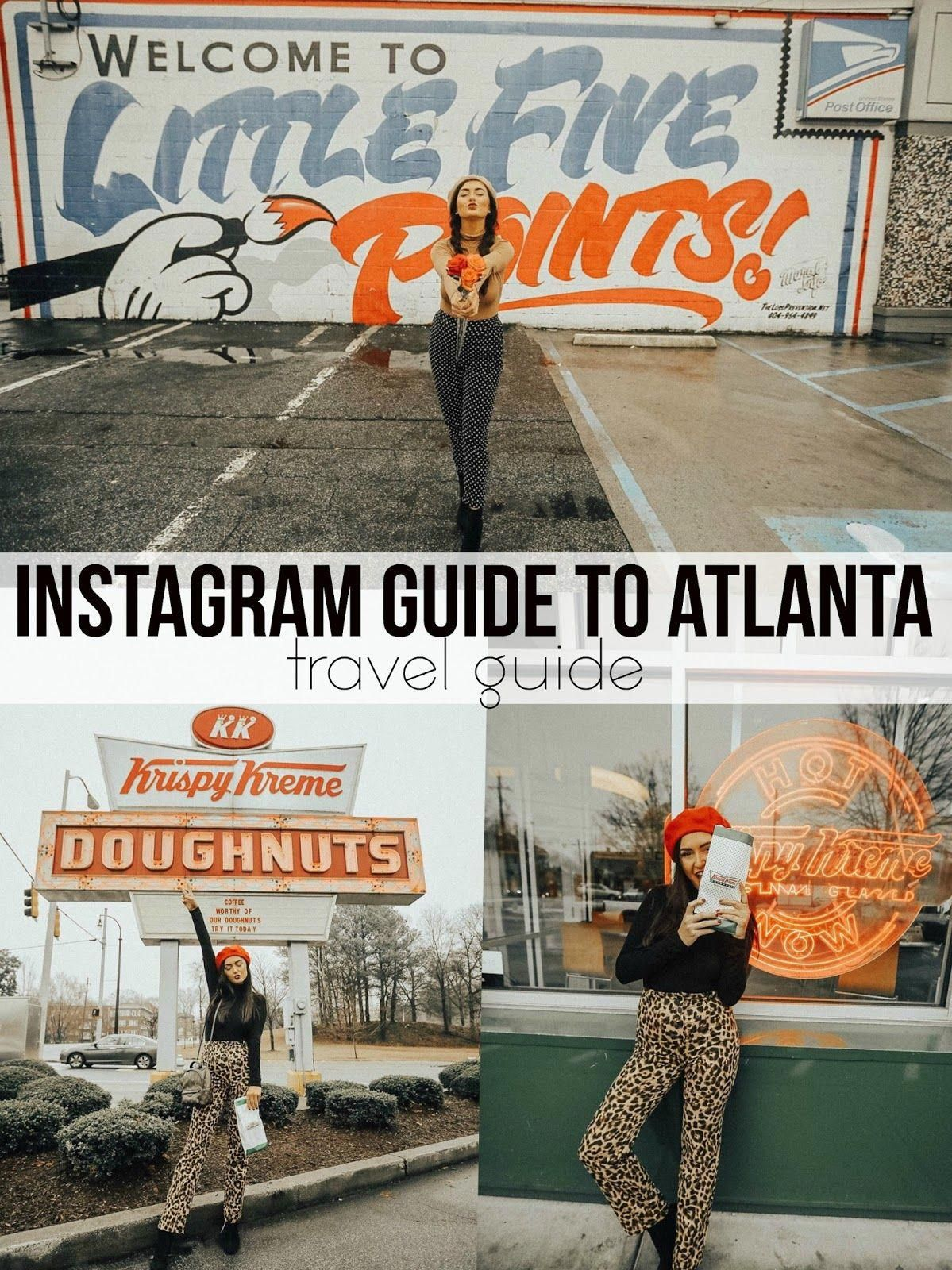 36 Hours in Atlanta, the ultimate travel guide to