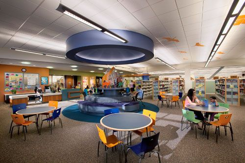 Library Design school library design - google search | new library | pinterest