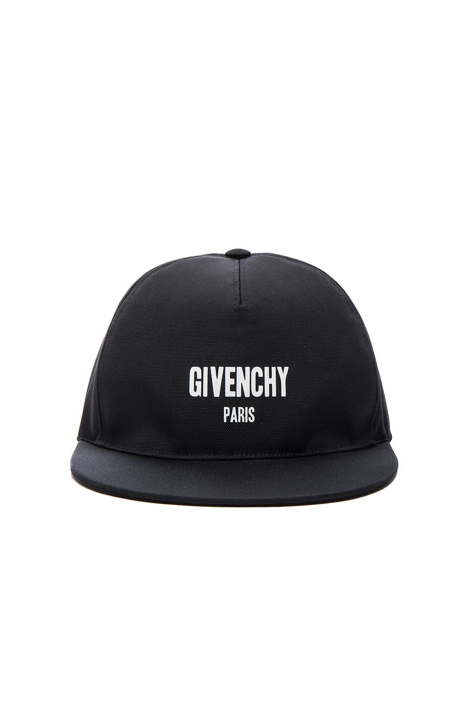 1e5d9b47a9d Image 1 of GIVENCHY Logo Cap in Black
