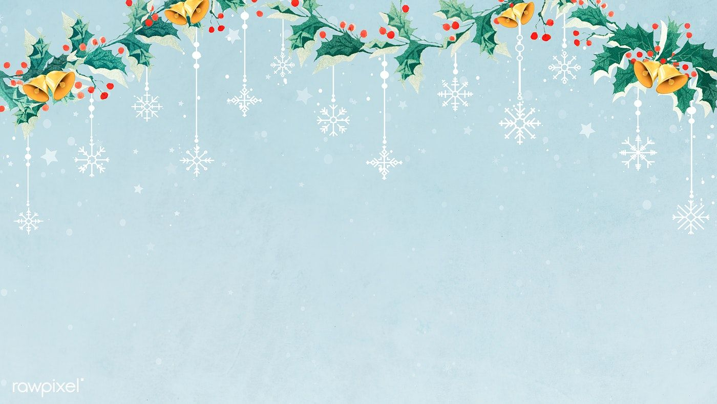 Download Premium Illustration Of Blank Festive Christmas Frame Background Frame Background Winter Desktop Background Christmas Frames