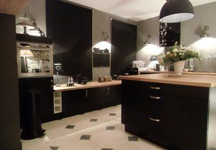 la cuisine cuisine. Black Bedroom Furniture Sets. Home Design Ideas