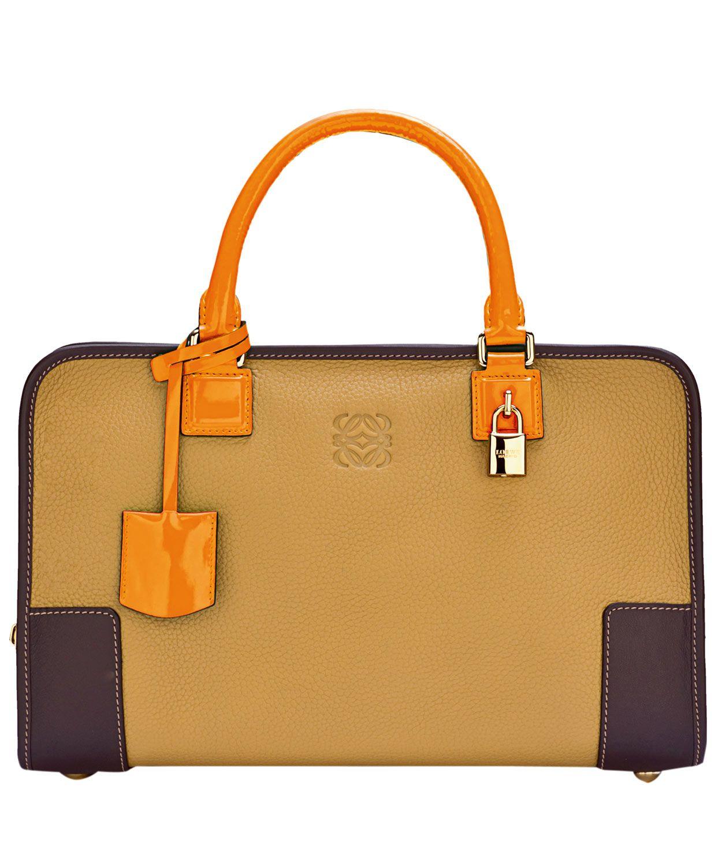Loewe Amazona Oro Bag