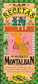#Un27deJulio de 1939 nacía el escritor Manuel Vázquez Montalbán