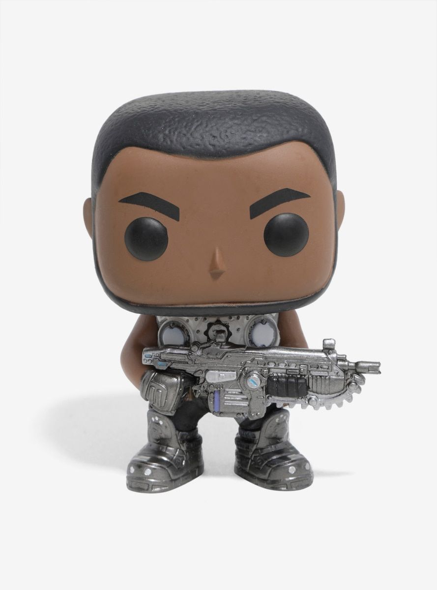 Funko Pop-Gears of War-Augustus Cole Figura in vinile