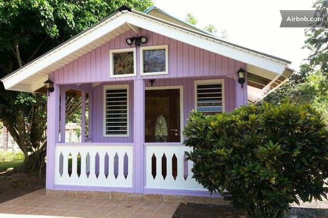 Perfectly location tiny house in arecibo vaca for House plans puerto rico