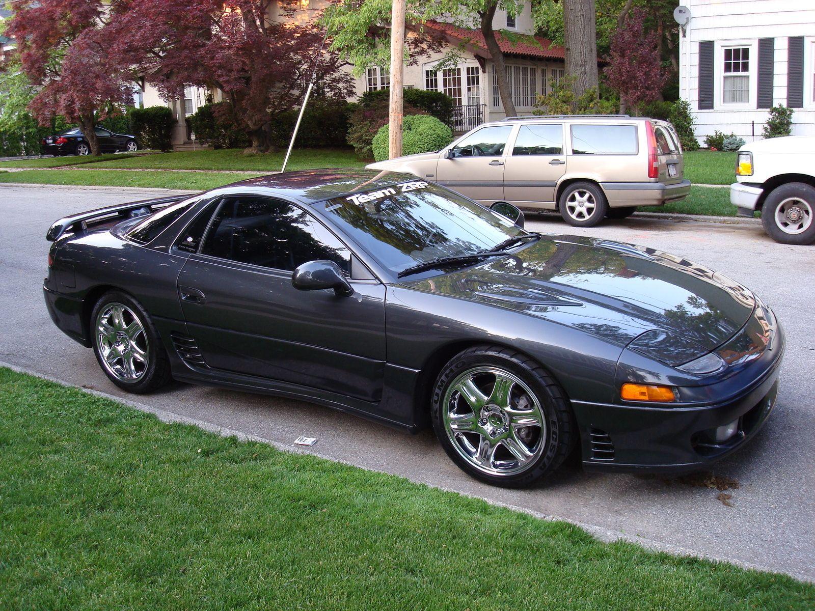 1992 Mitsubishi 3000gt 2 Dr Vr 4 Turbo Awd Hatchback Automotive