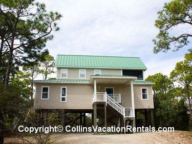 The Hideaway ~ Plantation ~ Bay View - Collins Vacation Rentals