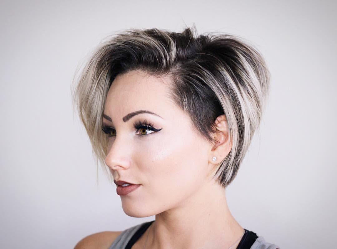 Women Haircuts 2017 Plus Size