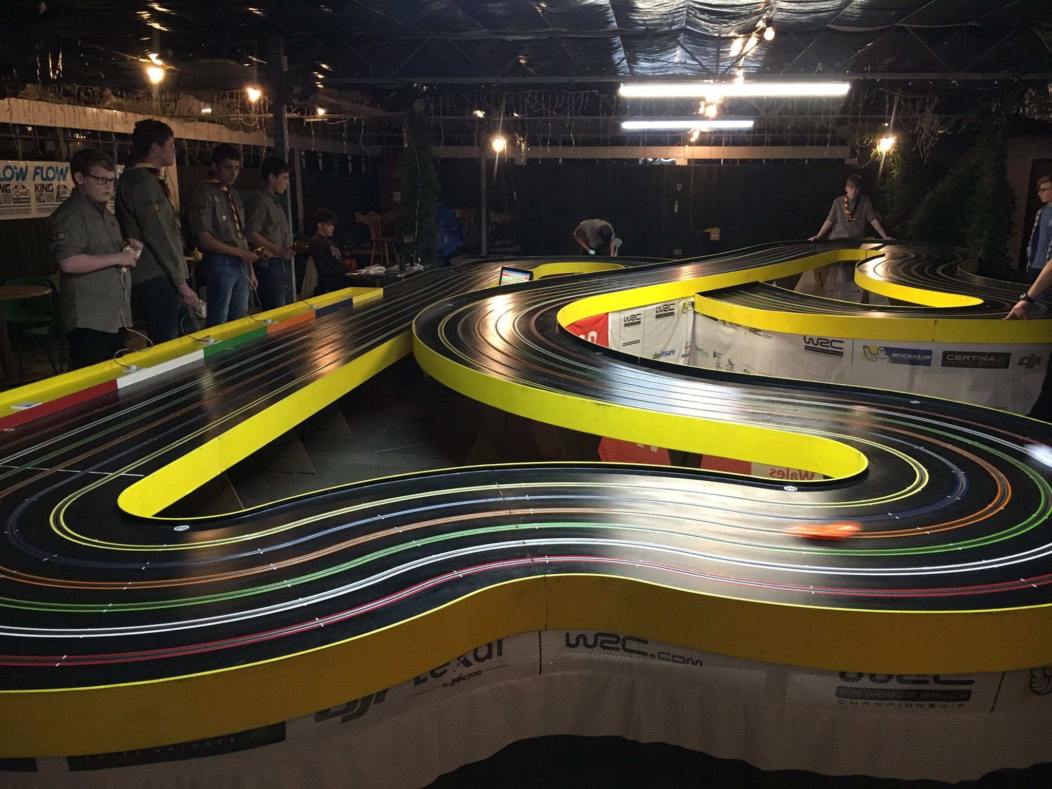 Silverwood Raceway West Slot Car Tracks Slot Cars Slot Racing