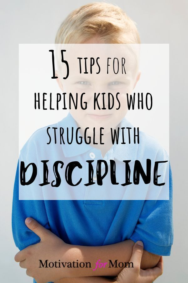 15 Effective Tips for Disciplining Children Who Struggle to Listen #discipline