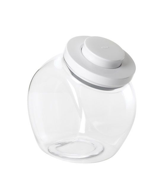 Airtight Cookie Jar Magnificent This Oxo Good Grips Cookie Jar Creates An Airtight Seal And Has A Design Decoration