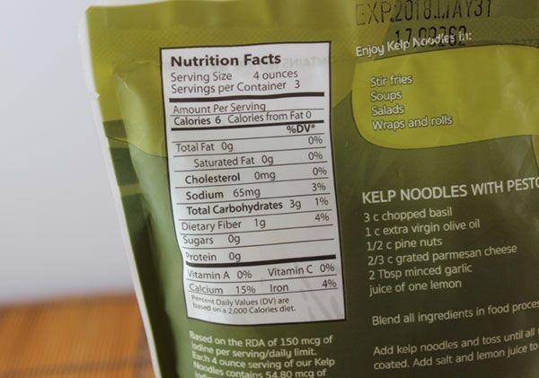 Kelp Powder Nutrition Facts   Besto Blog