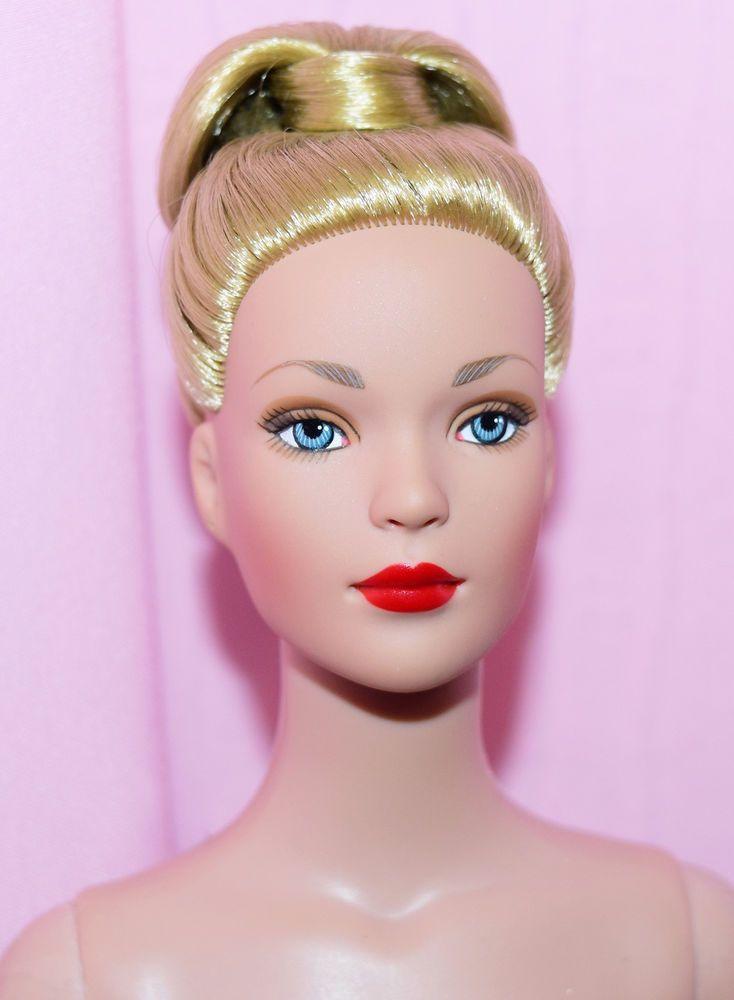 "TONNER 16"" TDLM FLEURS DU MAL TYLER WENTWORTH NUDE DOLL W/ STAND BOX TDLM001 #Tonner #Dolls"