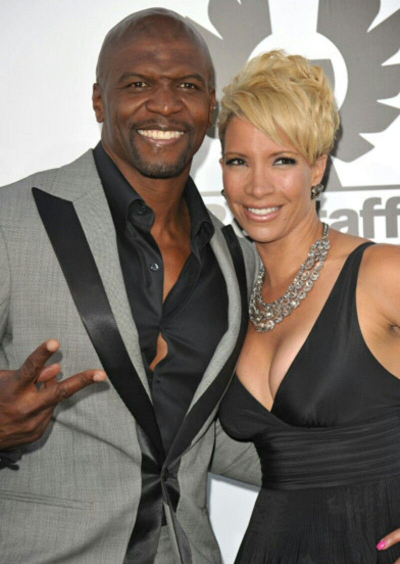 Terry And Rebecca Crews Married 26 Yrs Celebrity Couples Black Celebrity Couples Famous Couples