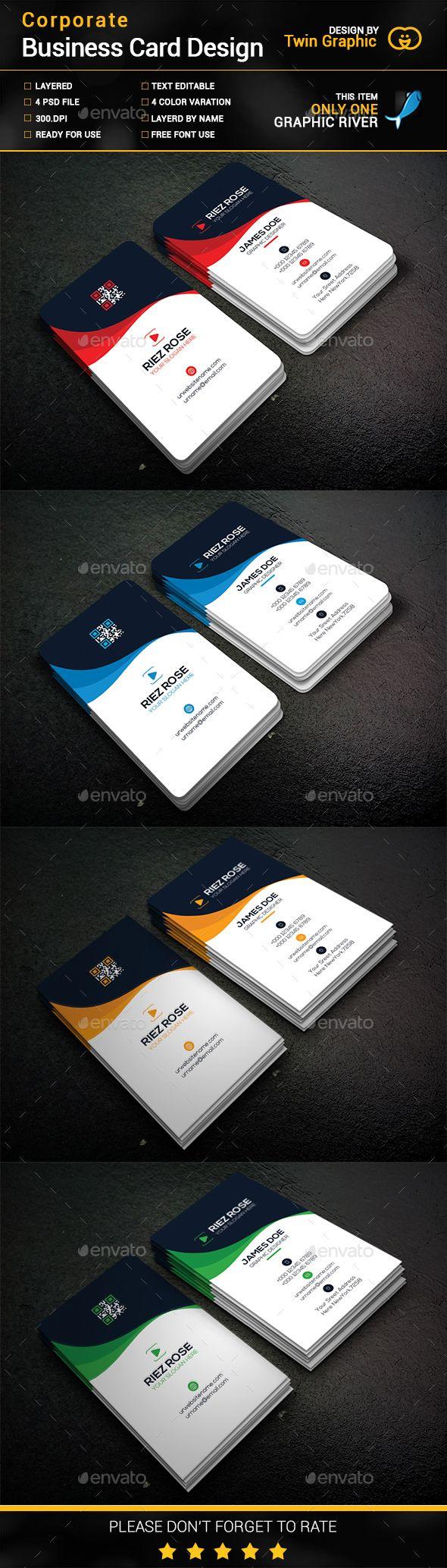Corporate business card design template psd download here http corporate business card design template psd download here http graphicriver reheart Gallery