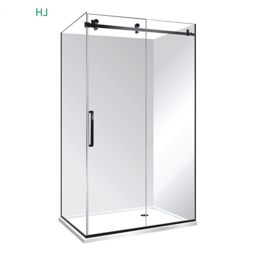 1200 X 900 Frameless Door And Return Glass Only Frameless Shower Frameless Door Bathroom Clearance