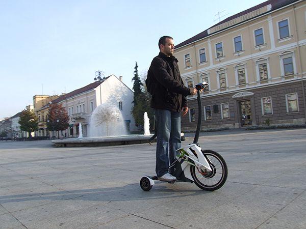 A Ride Down Easy Street   Yanko Design