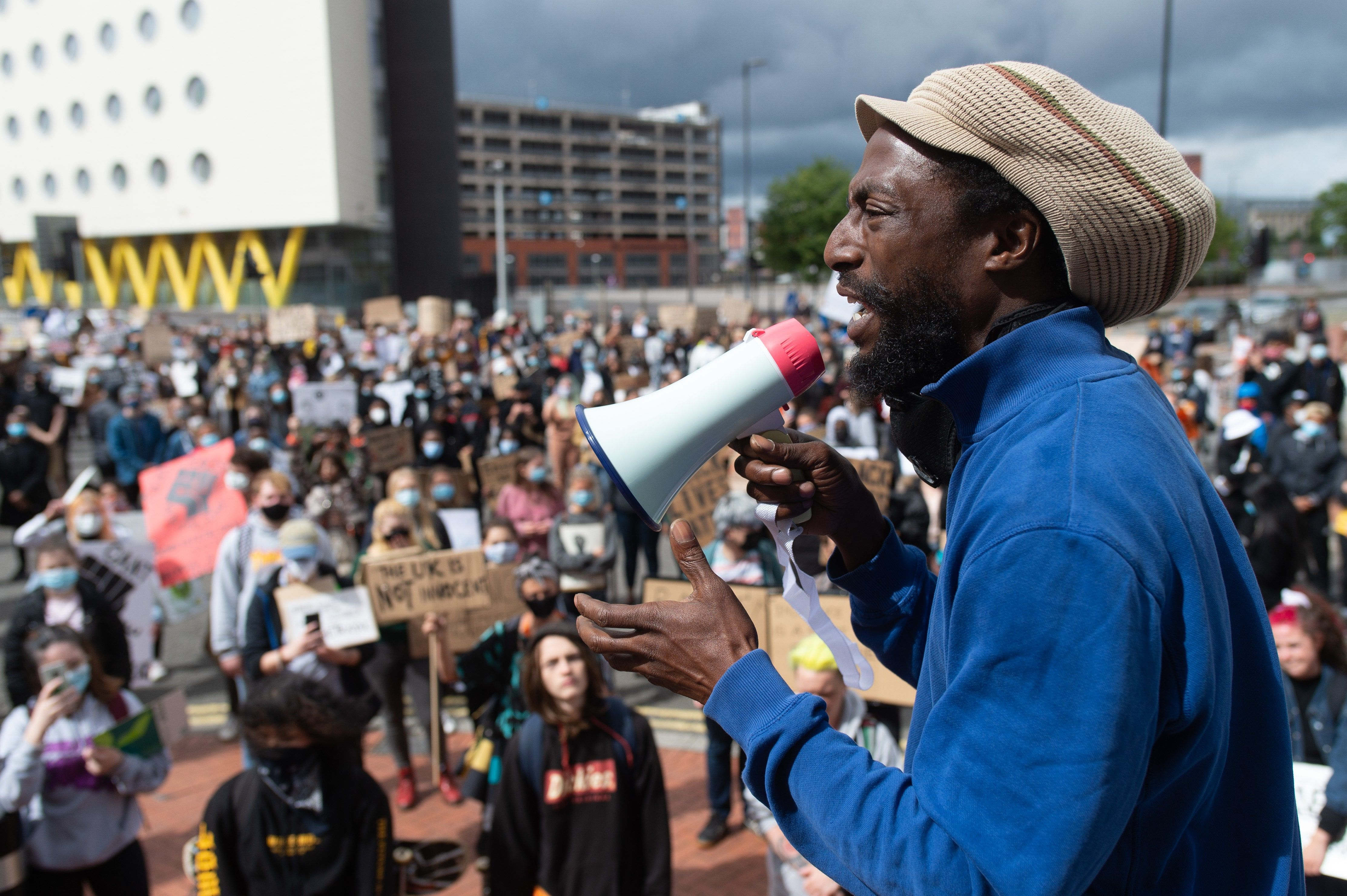 28 Powerful Pictures Of Peaceful Black Lives Matter Protests From Edinburgh To St Ives Black Lives Matter Protest Black Lives Matter Black Lives