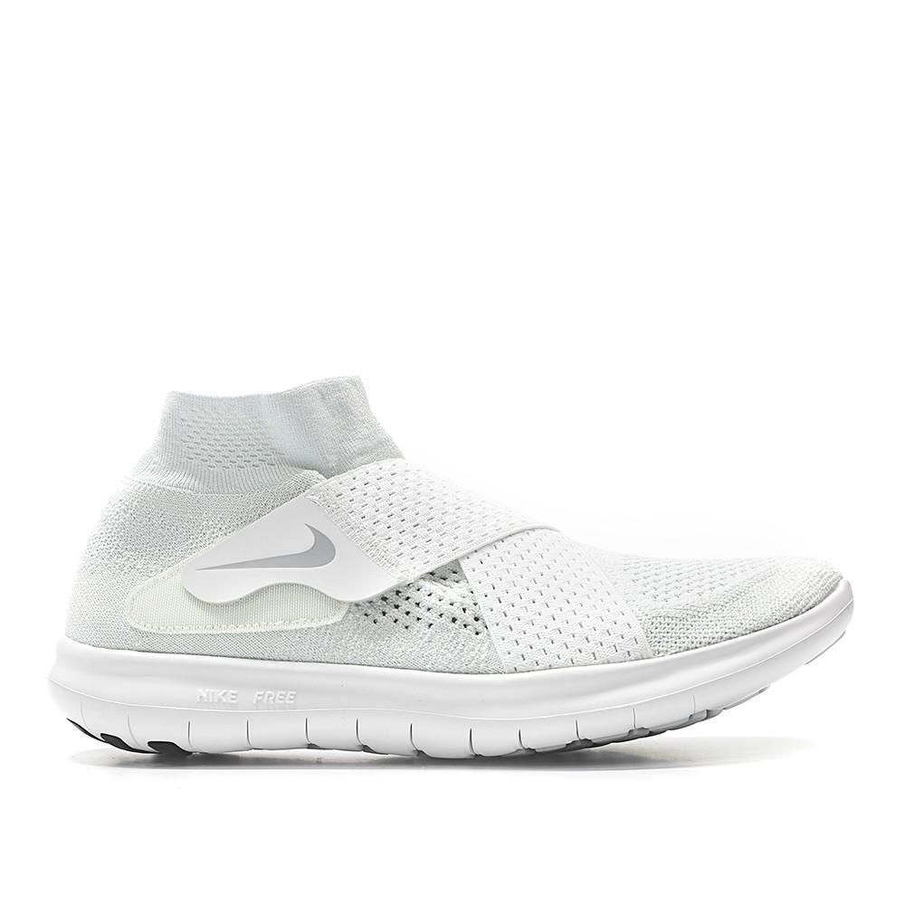 0a9a0e1b10ef Nike Free RN Motion Flyknit 2017 Mens Running Shoes 15 White 880845 100   Nike  RunningShoes