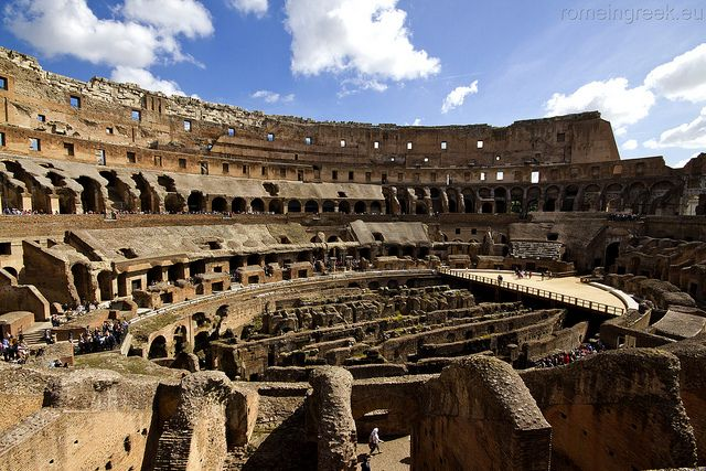 Colosseum | Flickr - Photo Sharing!
