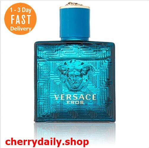 5503006fbb91c Perfume Para Hombres Eau De Toilette EDT Fragancia Vainilla Eros De Versace   PerfumeParaHombresEauDeToiletteEDTFragancia