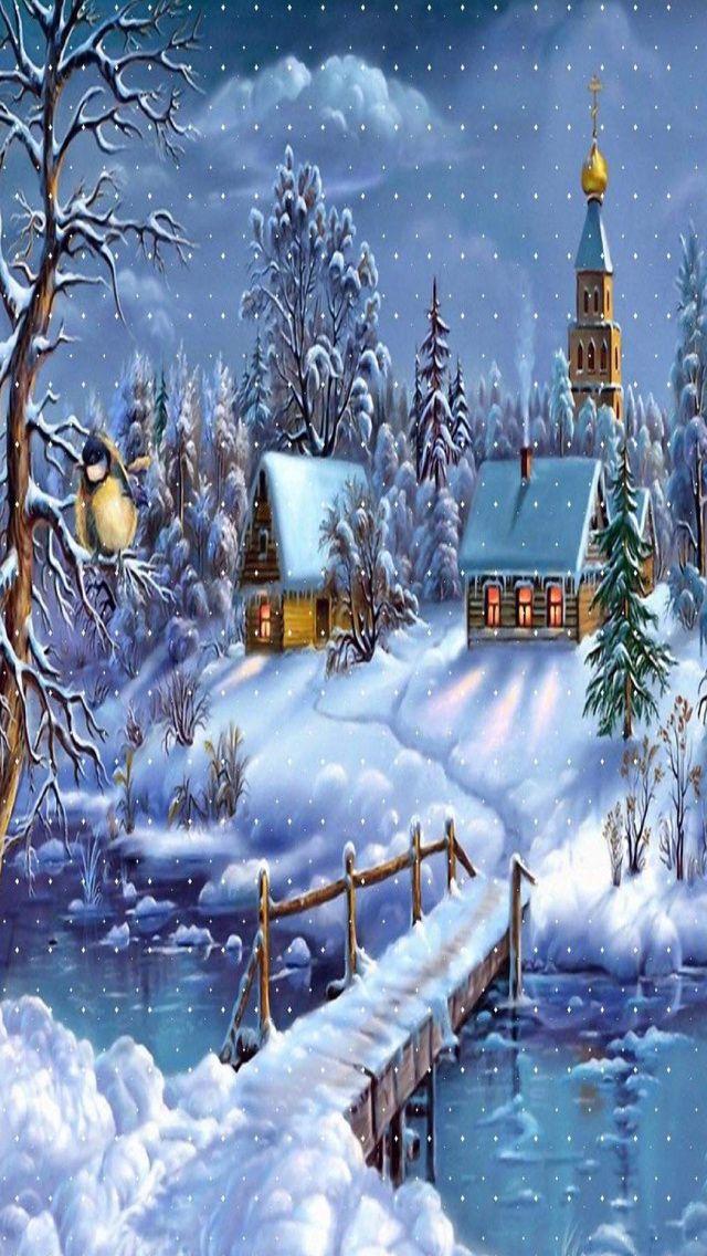 Christmas village ❄ ❄ ❄ | Christmas | Pinterest | Weihnachten ...