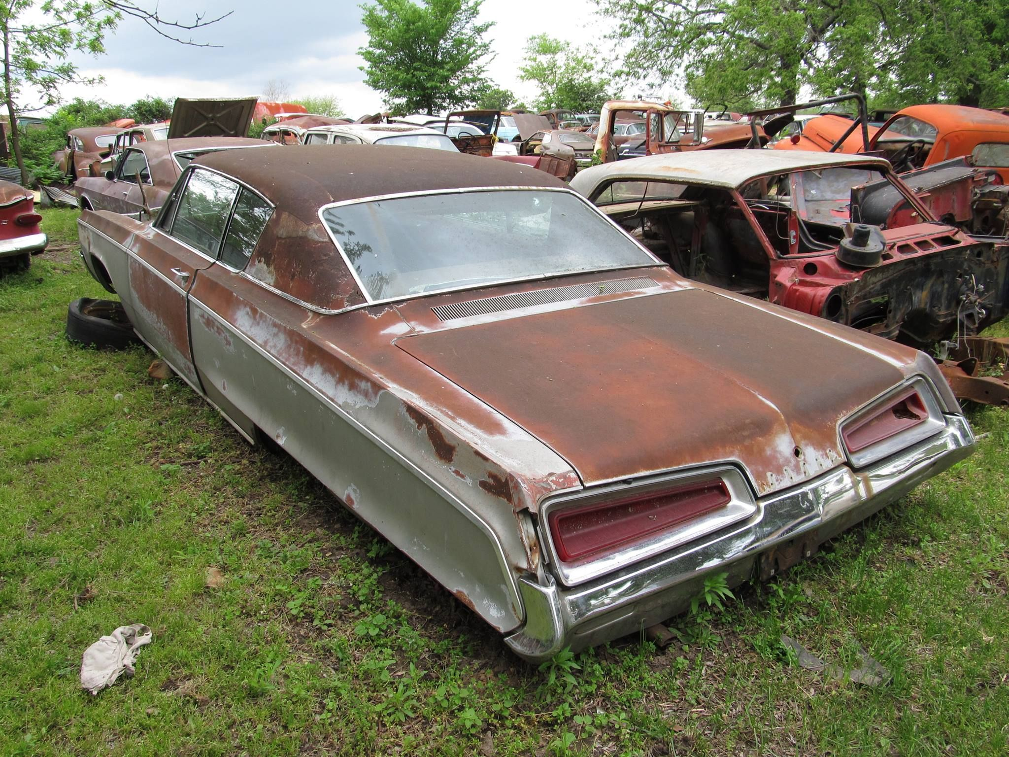 images of british junk yards | Humansville – Scott Salvage Yard ...