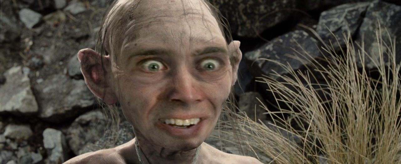 2aff05f8232d9f136f6216bd3044121a nicolas cage as smeagol in the lord of the cage the two cages
