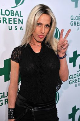 Alexis Arquette Alexis Arquette The Wedding Singer Bride Of Chucky