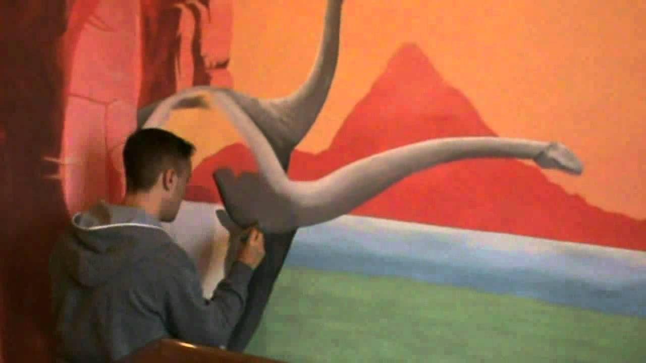 dinosaur themed bedroom ideas - Google Search
