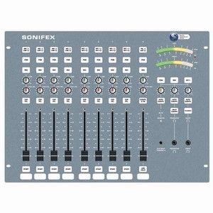 Sonifex S0 Radio Broadcast Mixer | Jango Radio in 2019
