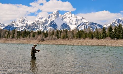 Local Boys Local Dreams An Interview With The Best Fly Fishers In Wyoming Fly Fishing Jackson Hole Vacation Wyoming Vacation