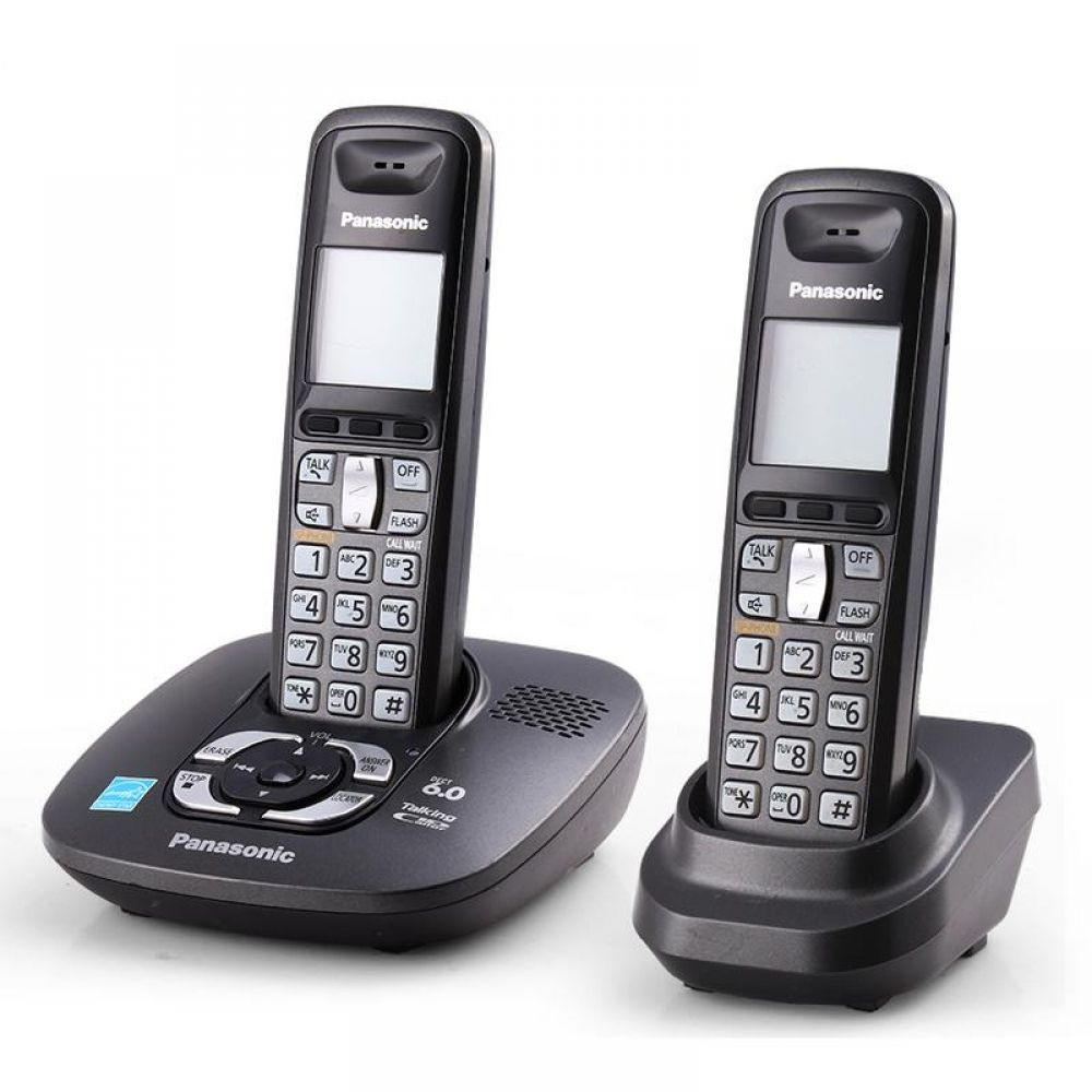 Digital Cordless Phone With Answer Machine Handfree Voice Mail Backlit Lcd Fixed Wireless Telephone For Office Home Bus Wireless Telephone Cordless Phone Phone