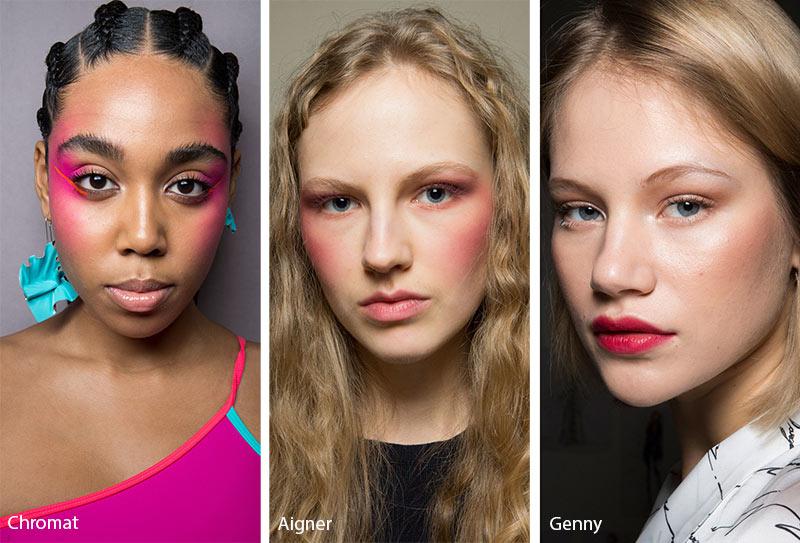 Fall Makeup Trends 2020.Fall Winter 2019 2020 Makeup Trends Makeup Trends Blush
