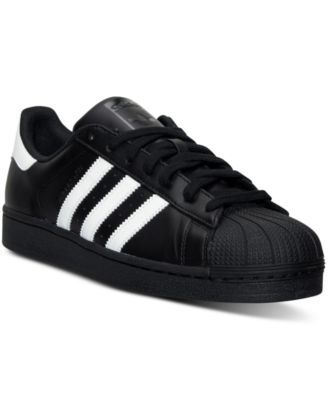 6c0a1f7e8eca2 ADIDAS adidas Men s Superstar Casual Sneakers from Finish Line.  adidas   shoes