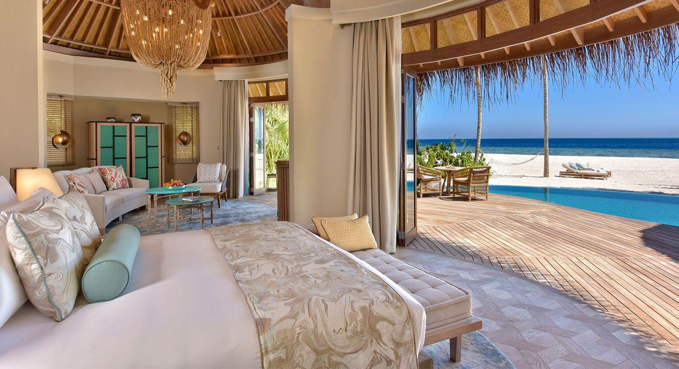 Luxury Resort In Maldives The Nautilus Beach Ocean Houses Maldives Luxury Hotel Maldives Beach Top Luxury Hotels