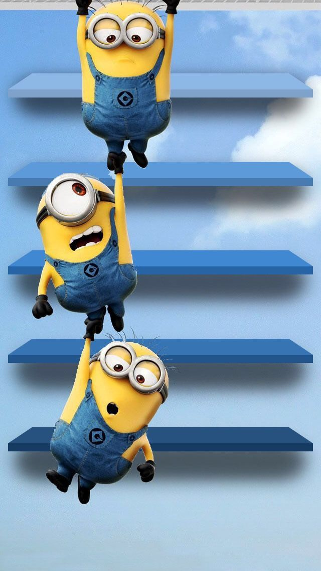 Pin By Crushmaster On Mobile Wallpaper Minions Wallpaper Minion