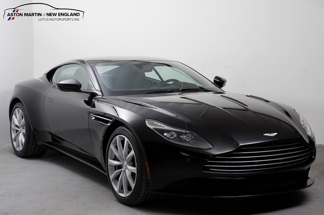 Inventory Spotlight A 2018 Aston Martin Db11 V12 Coupe Finished In Onyx Black Over A Pure Black Leather Interior Aston Martin Db11 Aston Martin Dbs Twin Turbo