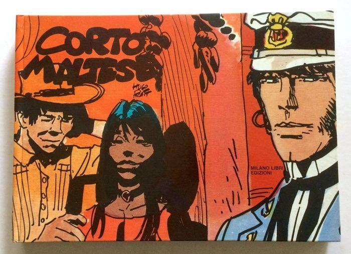 "Pratt, Hugo - hardcover volume ""Corto Maltese"" (1974) - W.B."