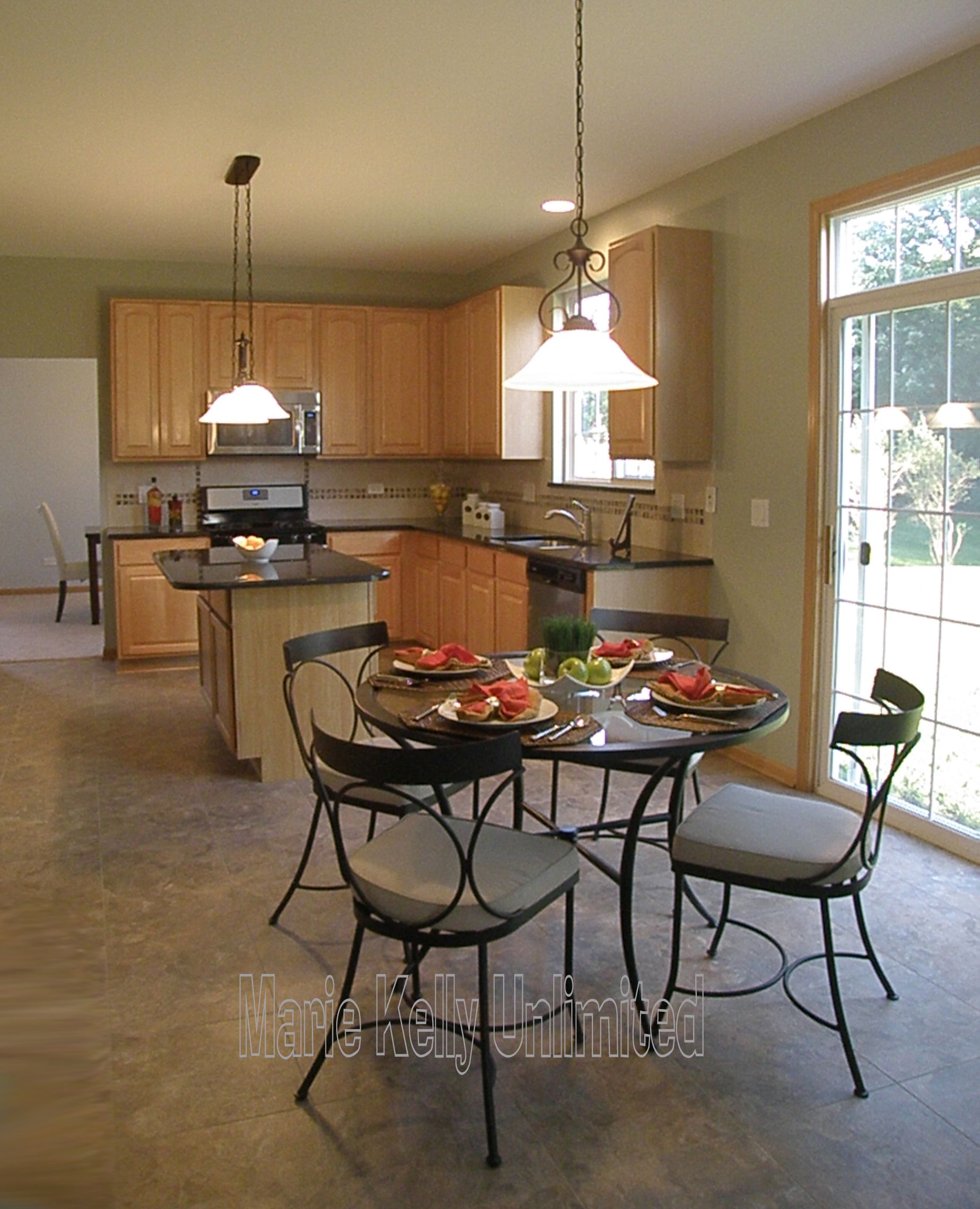 Interior Design Home Staging: Kitchens Create A Feeling Where Family