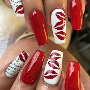 21 valentine's day nail ideas to fall in love with in 2020