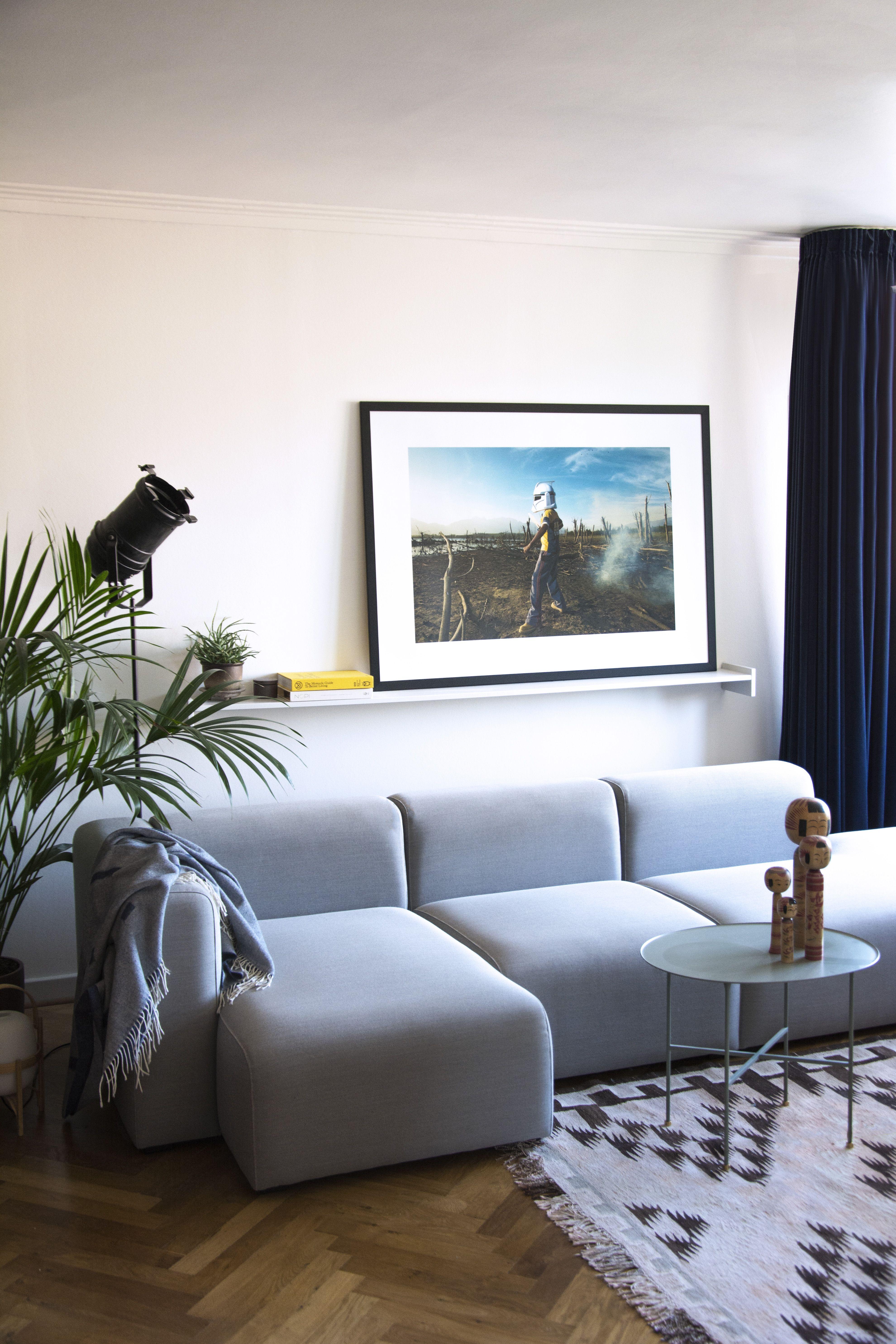 Wohnzimmer Ideen Wandgestaltung Von Ditte Buus Die Gro E Fotografie